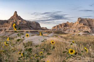 Notch Trailhead - Badlands National Park - South Dakota